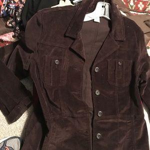 Old school jacket